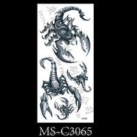 2015 New Design animals tattoo for man\ arm sleeve tattoo stickers/cheap custom flash tattoo stickers