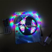 High lumen led tape rgb /connection led strip /cabinet led strip lights