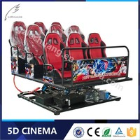 New Business Idea Games Children'S 5D Cinema System Movies For Sale