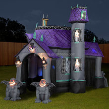 2014 Order halloween inflatable haunted house decoration