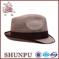 high quality blank straw hats and caps factory