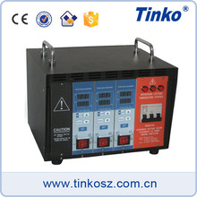 Tinko 3 zone gas temperature controller hot runner system temperature controller no logo HRTC-03A