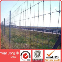 Cheap Galvanized Wire Hinged Joint Goat Fencing for Ranch Farm