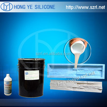 Low Shrinkage Silicone for Artificial Marble Mold Making(Tin condensation series)