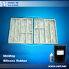 durable liquid density silicone rubber mold for stone casting product