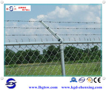 Playground chain link fencing with opening 50*50mm