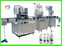 automatic glass bottle filling equipment/actavis prometh cough syrup
