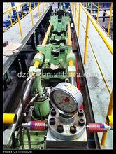 Máquina de pruebas hidráulicas para tuberías de alta presión, Fabricante de máquinas para pruebas de presión de tuberías