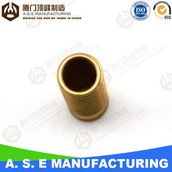 car parts manufacturing lathe cnc machining part new style cnc machined brass connector parts