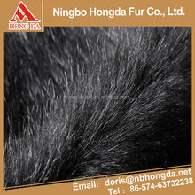 wholesale promotional product blake faux fabric fur for garments fox fake fur fabric for upholstery