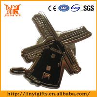 wholesale cheap star badge/metal badge christmas ornament