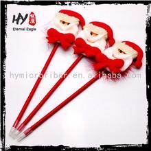 christmas style ballpoint pen, christmas promotional pen for kids, christmas santa promotional ball pen