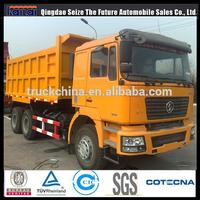 Shacman F2000 dumper truck for sale dump truck in uae