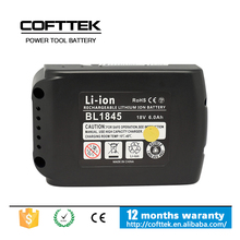 MAKITA 18V 6000mAh 6.0Ah LITHIUM ION BATTERY BL1860, BL1845 REPLACE BATTERIES in USA