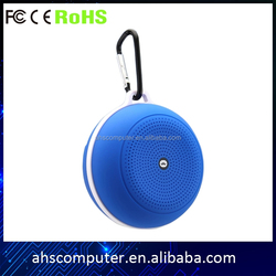 Fashion design sports with hands free call portable bluetooth amplifier speaker