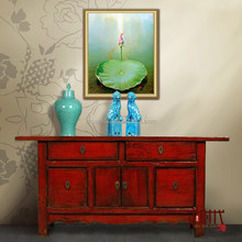 Living room cabinet Chinese classical furniture