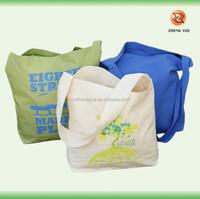 high quality wholesale eco heavy duty cotton canvas shoulder bag