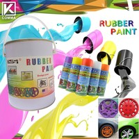 Popular plastic coating for cars, plastic coating spray rubber paint cars