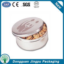 Small biscuit cookies tin box