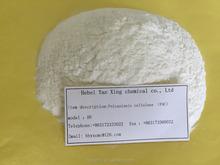 Fabricante precio acerca agente poli aniónicos celulosa PAC