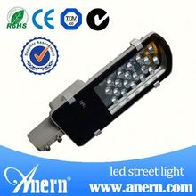 Anern design CE ROHS approved 24W led street light technology