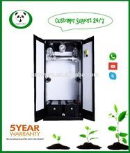 wholesale garden supplies plant green house indoor hydroponic closet grow box /hid kit 600watt hps grow kit