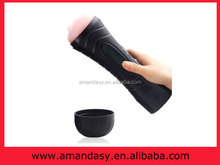 Adult Male Sex Toys In Dubai Vagina Flesh Light Masturbator JW001