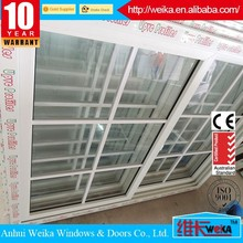 As your requirement With Ce ISO9001certificate plastic pvc grills extrusion profile for window or door