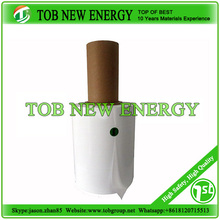 High quality lithium ion battery separator paper