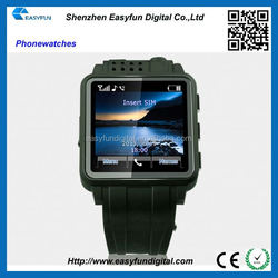 Made in China cell phone Mobile Watch Phone With Video Call