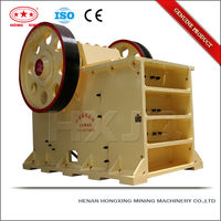 High Efficiency Reasonable Price 315-500 TPH Talc Barite Double Toggle Jaw Crusher