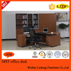 Office computer table design/office counter table office furniture design