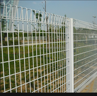 Fence Mesh Application and Welded Mesh, Fence Type Galvanized Steel Fence Post Cap
