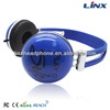 Customize headphone\stereo headphones\promotional headphones for heineken