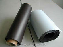 hot selling neodymium high quality rubber magnet sheet permanent rubber magnet