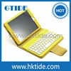 2015 highest demand product mini silicon bluetooth keyboard for 7'' tablet