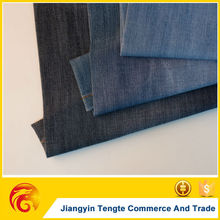 Cotton /Polyester/ Spandex Denim Fabric for shoes manufacture