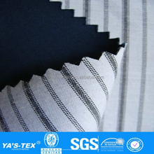 Woven Yarn dyed T/C 65% polyester 35% cotton bonded 100% polyester fabric