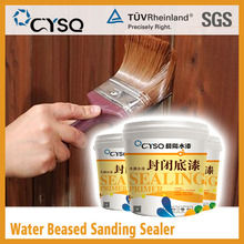 CYSQ Water Based sanding sealer coating lacquer