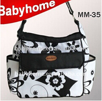Promotional diaper manufacturer for high quality baby changing bag