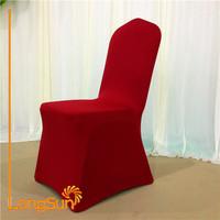 Cheap Blush Wedding Chair Cover Spandex Blush Wedding Chair Cover China Supply Wedding Chair Cover