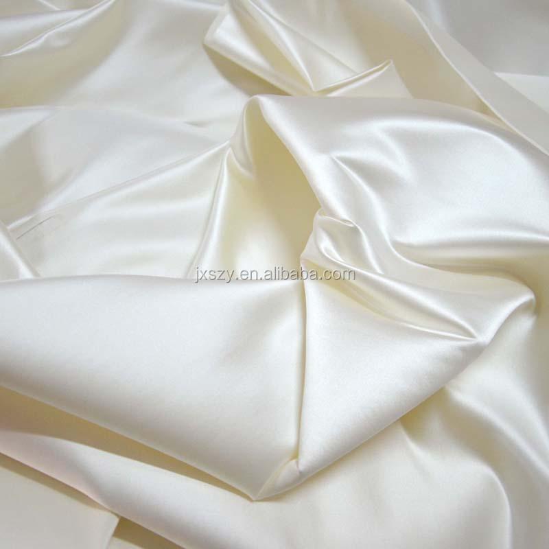 Duchess silk satin fabric silk wedding dress fabric buy for Wedding dress fabric samples