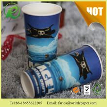 wholesale cheap price 500ml paper cups