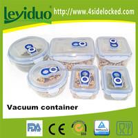 Plastic excellent houseware for microwave, dishwasher, freezer