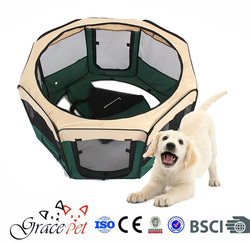 World Popular Hot Selling Dog Rest Room Dog House Cute Outdoor Fabric Potable Puppy Pen