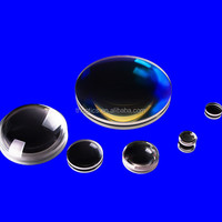 2015 high quality Optical Instruments magnifying glass Magnifiers plano-concave cylindrical lens OEM