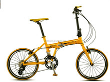 "20""HIGH QUALITY ALLOY16 SPEED FOLDING BIKE"