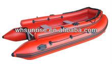 PVC/Hypalon Inflatable Double Boats