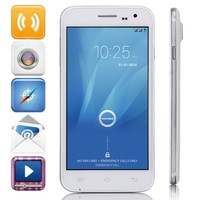 Factory Unlocked Original Dual Sim Mobile Phone Brand New 5.0 inch DOOGEE DG310 MTK6582 QUAD Core 1.3GHz 3G Phone