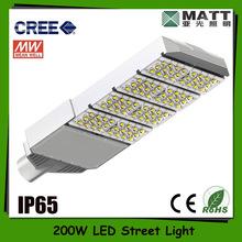 High Quality & New Design street light,CREE Street Light,200W LED Street Light
